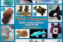 Crochet toys / Crochet toy patterns