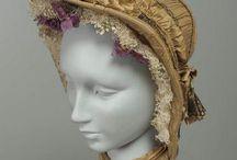 Civil War Bonnets / by Ellen Bowen