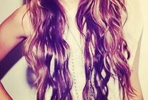 hair. / by Kylee Paige