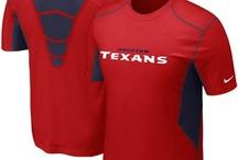 Texans Men's Merch / Cool team apparel for our male fans!