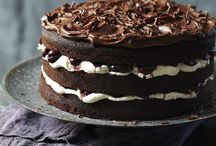 Occasion cake recipes / Cake recipes for when you want something a little fancy / by BBC Food