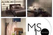 Salone internationale del mobile Milan 2015 / Spring 2015 interior design trends