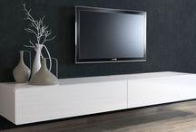 Lounge tv unit