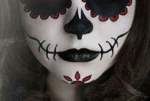 Maquillajes / Halloween