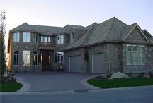 Calgary Lake Homes