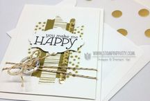 2014 Stampin' Up spring catty / by Sandy Carlson, Stampin' Up Demonstrator
