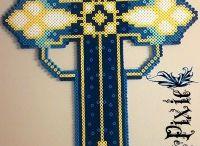 Hama Beads - Religione