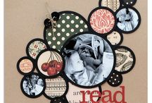 nifty scrapbook pages / by Lisa Spence