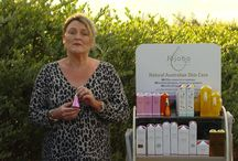 Watch Us! / Learn about our products and how to use them from our co-founder Vicki Engsall