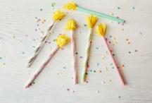 party - straws