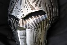 Mask and helmet