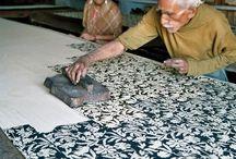Ткань печать