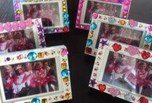 Prinsessenfeestje Laura 4 jaar