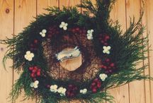 Ideas for Christmas and New Years / Inspiration and DIY by self