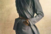 Vestes manteaux 30-50