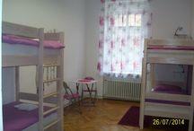 Galerija soba / Izgled soba u hostelu