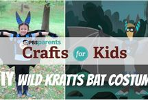 Wild Kratts / by Carrie @ Crafty Moms Share