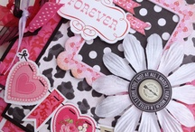Scrapbooks, Cards, and Creativity / by Holly Stevens