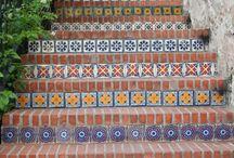 Mexican tiles inspiration