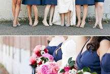 Bridesmaid dresses / by Jessica Chang