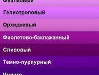 Colour maps