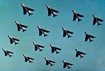 Aircraft formations