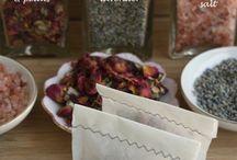 herbal bath teabags