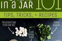Food - Salad in a Jar