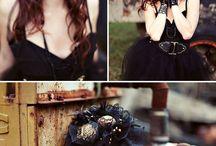 Beauty with an Attitude ~ photo shoot inspirations / by Keri Ewald