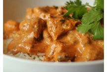 Recipes / Chicken tikka