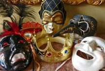 Carnevale Delights / Recipes to tantalize the masked revelers!