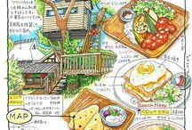 Home ilustration