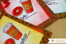 Cards: Coffee