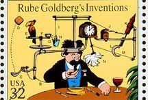 Rube Goldberg / Chain reactions