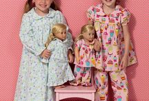 pajamas. sleep wear