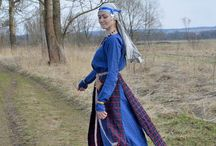 slavic clothes and culture