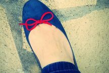 Be a Ballerina around the World / Clients' shoes from b4Ballerinas around the world