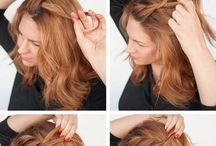 Fagert hår
