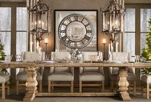 Dining room / by Leeanna Ferrell