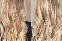 Lou hair blonde colours