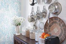 Kitchen  / by Monica Ireland