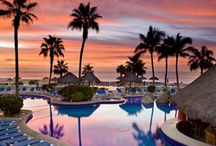 IWTTT - Sandos Finisterra Resort & Spa All Inclusive Los Cabos / I promote for Sandos Resorts Vacation Club which offers a 5 night all inclusive stay for attending their timeshare promotion!  http://IWantToTravelTo.com