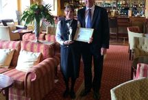 Employee of the Month / Victoria Hotel employee of the month winners