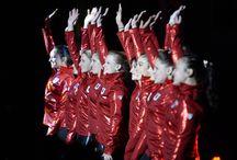 Utah gymnastics / Photos of the high-ranking University of Utah gymnastics team. / by The Salt Lake Tribune