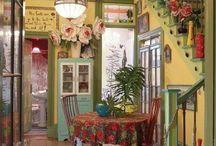 Kitchen Dining Room Interior