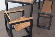 kayu and besi