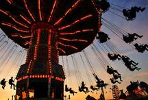 Carnivals, Festivals,  Fairs, performers. / by Melanie Gottshalk