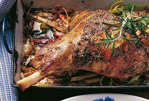 weihnachtsessen rezepte fleisch