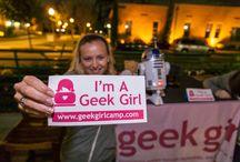 Geekinst / What's geek in our life..searching..looking..