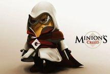 Assassin's Creed / by Geneva Hendrix